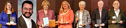NTAUUS Recognition Award Recipients for 2013