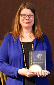 NTAUUS Recognition Award Recipient for 2013 Marianna Seaton