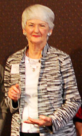 NTAUUS Recognition Award Recipients for 2013 Patsy Roe
