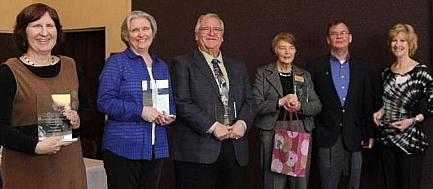 NTUUC Recognition Award Recipients for 2014