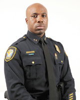 Assistant Chief Abdul Pridgen