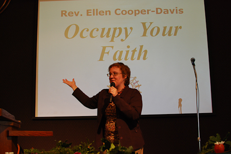 Rev. Ellen Cooper-Davis NTAUUS Recognition Awards