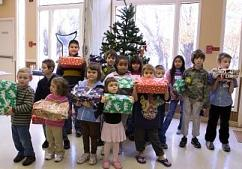 chupaderos gifting at community uu