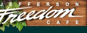 Jefferson Freedom Cafe Logo
