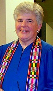 Photo: Rev. Meg A. Riley