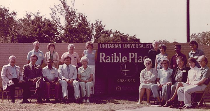 Raible Place Trustees and Friends